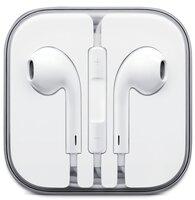 Наушники+ДУ Apple iPod EarPods with Mic Lightning