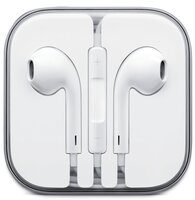 Наушники Apple iPhone EarPods with Mic Lightning (MMTN2ZM/A)