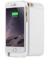 Чехол-аккумулятор Power Case для Apple iPhone 6/6s White