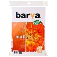 Фотобумага Barva Economy Series Матовая A4 100 л (IP-BAR-AE090-131)