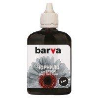 Чернила Barva Epson T0811, 1410/P50/T50/R270/TX650 Black 90 г, E081-324 (I-BAR-ET0811-090-B)