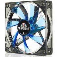 Вентилятор для корпуса ENERMAX T.B.Apollish 12cm Blue LED (UCTA12N-BL)