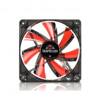 Вентилятор для корпусу ENERMAX TBApollish 12cm Red LED (UCTA12N-R)