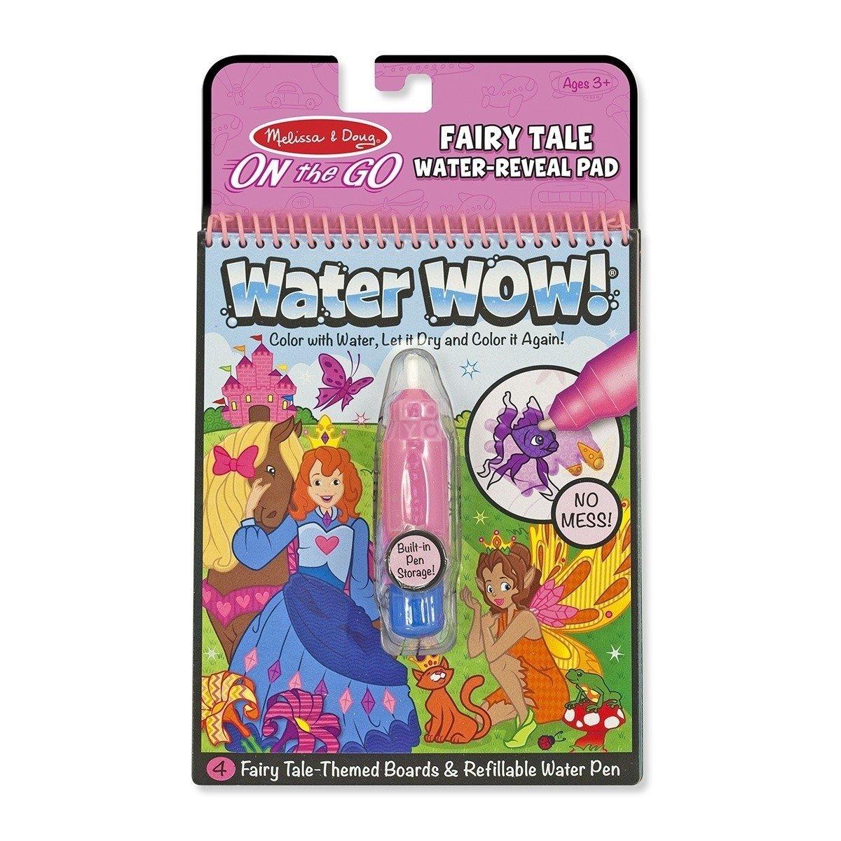 Волшебная водная раскраска Melissa&Doug Сказка (MD9415 ...