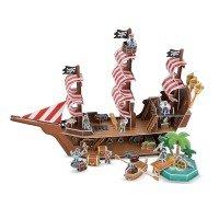 3D пазл Melissa&Doug Пиратский корабль (MD9045)