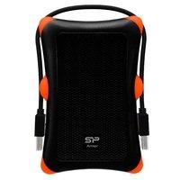 Корпус для 2.5 HDD/SSD SILICON POWER USB 3.0 Armor A30 Black