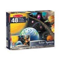 Напольный пазл Melissa&Doug Солнечная система 48 элементов (MD10413)