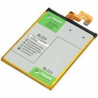 Акумулятор PowerPlant Lenovo BL223 (K920) 4100mAh