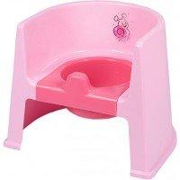 Детский горшок Geoby Р800 Pink