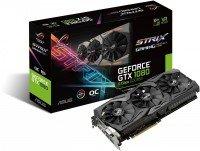 Відеокарта ASUS GeForce GTX 1080 8GB GDDR5X Gaming OC (STRIX-GTX1080-O8G-GAMING)