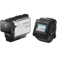 Екшн-камера SONY HDR-AS300 + пульт д/к RM-LVR3 (HDRAS300R.E35)
