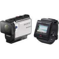 Экшн-камера SONY HDR-AS300 + пульт д/у RM-LVR3 (HDRAS300R.E35)
