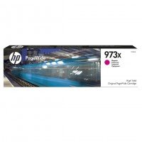 Картридж струйный HP No.973X PageWide Pro 452/477 Magenta, 7000 стр (F6T82AE)