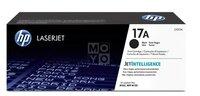 Тонер-картридж лазерный HP 17A LJ Pro M130 Black, 1600 стр (CF217A)