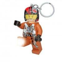 Брелок-фонарик LEGO Star Wars По Дамерон (LGL-KE95)