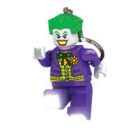 Брелок-фонарик LEGO Super Heroes Джокер (LGL-KE30A)