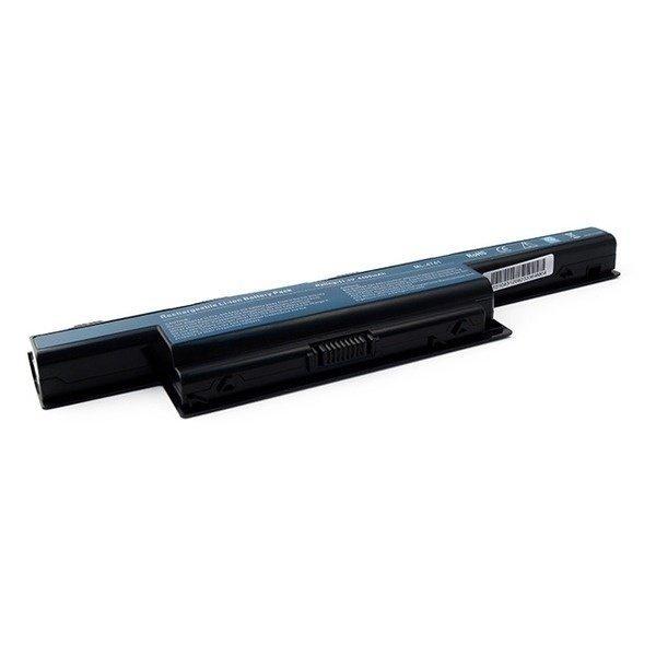 Акумулятор для ноутбука ACER AS10D75/Black/11,1V/4400mAh/6Cells (100198)фото1