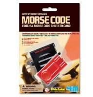 Набор 4М Код Морзе серия Детская лаборатория (00-03307)