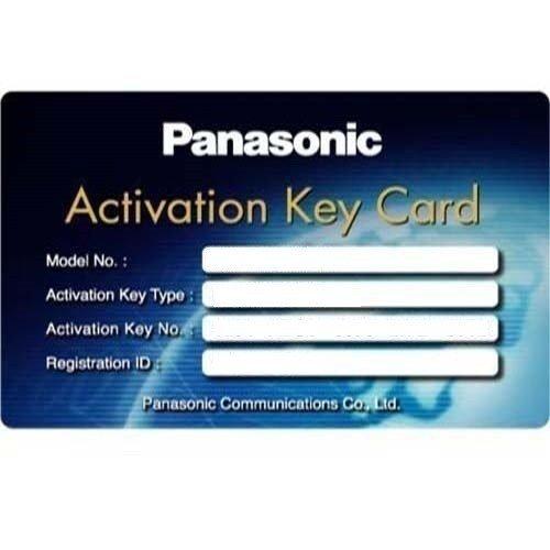 Ключ-опция Panasonic KX-NSM720X для 20 SIP-терминалов для АТС KX-NS1000 фото