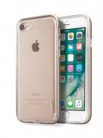 Бампер Laut для iPhone 8/7 EXO-FRAME Aluminium Gold