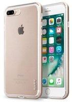 Бампер Laut для iPhone 8 Plus/7 Plus EXO-FRAME Aluminium Gold