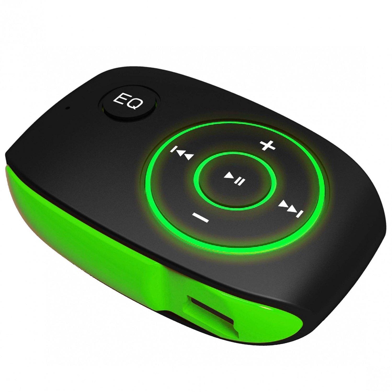 MP3-плеєр ASTRO M2 8 Gb Black / Greenфото1