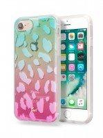 Чехол Laut для iPhone 8/7 OMBRE Turquoise