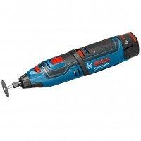 Гравер аккумуляторный Bosch GRO 10,8 V-LI (без аккумулятора и зарядного устройства)
