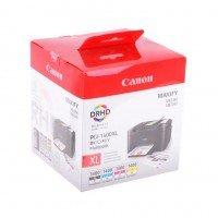 Картридж струйный CANON PGI-1400XL Cyan/Magenta/Yellow/ Black Multi Pack (9185B004)