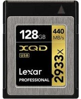 Карта памяти Lexar XQD 128GB Professional 2933X R440/W400 MB/s (LXQD128CRBEU2933)