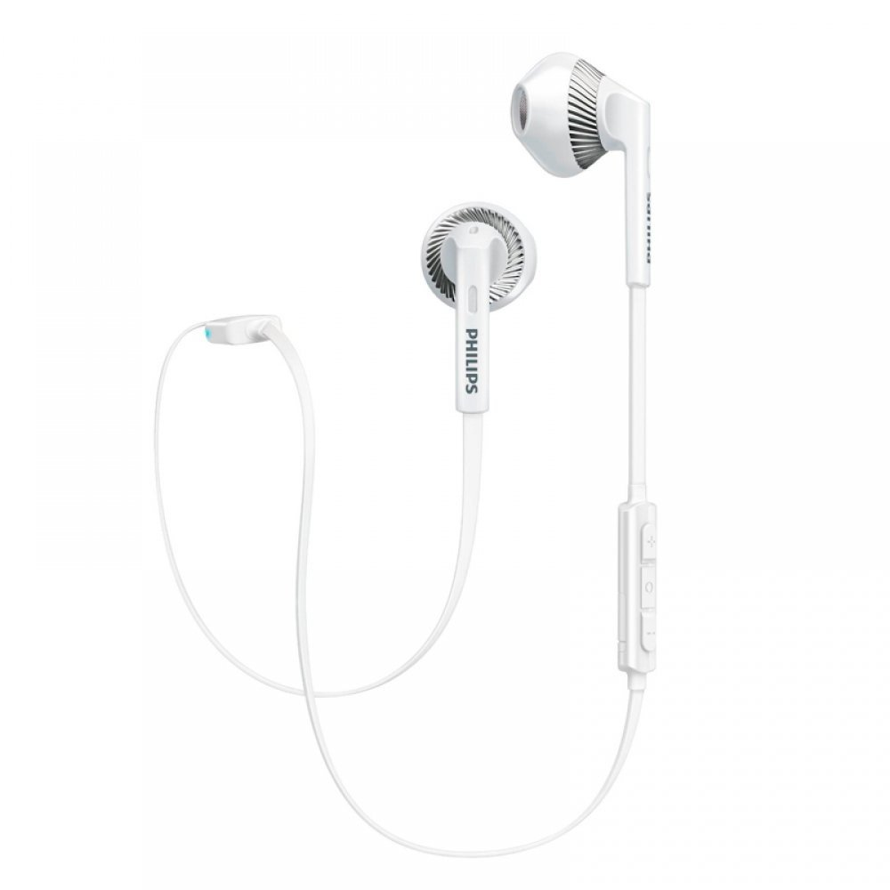 noindex Наушники Bluetooth Philips SHB5250WT 00 White  noindex фото1 a5c7ecaad608a