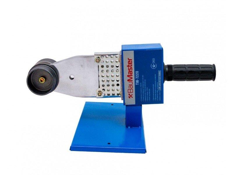 Паяльник для пластиковых труб BauMaster TW-7220 фото