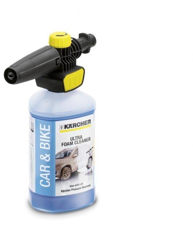Набор пенная насадка Karcher + UltraFoam 1 л (2.643-143.0) фото 1