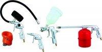 Набор лакокрасочных пневмоинструментов Sigma 5 предметов (6791015)
