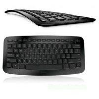 Клавиатура Microsoft WL ARC Keyboard Ru Black Ret (J5D-00014)