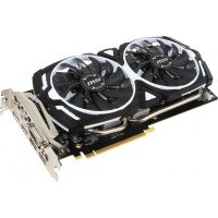 Відеокарта MSI GeForce GTX 1060 3GB GDDR5 Armor OCV1 (GF_GTX_1060_ARMOR_3G_OCV)