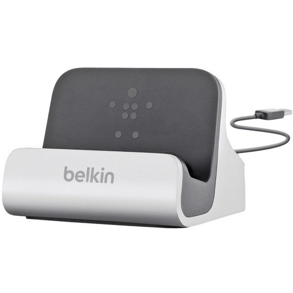 Док-станція iPhone/iPod Belkin Charge+Sync Dock (F8J008cw)фото