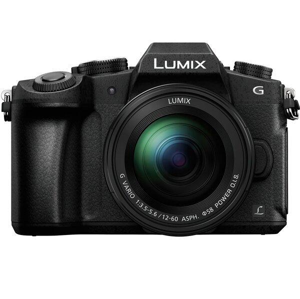 ФотоаппаратPANASONICDMC-G80+12-60mm(DMC-G80MEE-K)