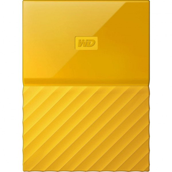 Купить Жесткий диск WD My Passport 3TB 2.5 USB 3.0 External Yellow (WDBYFT0030BYL-WESN)