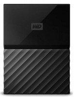 Жесткий диск WD USB3.0 1TB My Passport Black (WDBYNN0010BBK-WESN)