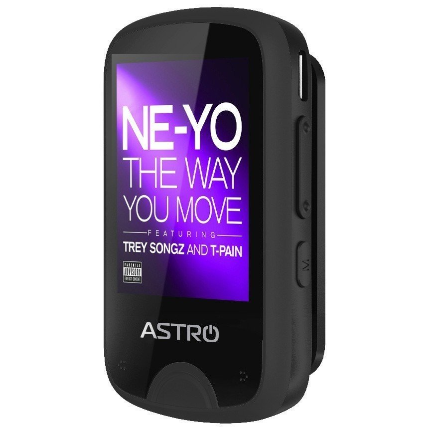 Мультимедиаплеер ASTRO M5 8GB Black фото
