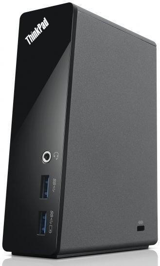 Док-станція Lenovo ThinkPad Basic USB 3.0 Dock (40AA0045EU) фото1