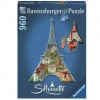 Пазл Ravensburger Эйфелева башня 960 элементов (RSV-161522)