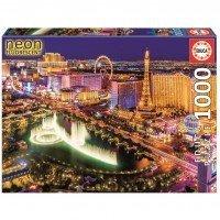Пазл светящийся Educa Лас Вегас 1000 элементов (EDU-16761)