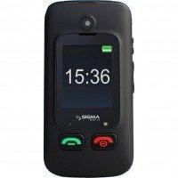 Мобильный телефон Sigma Comfort 50 Shell DS Black