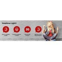 Стартовый пакет Vodafone Light Плюс