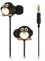 Навушники Doodles In-Ear Penguin