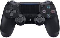 Беспроводной геймпад Dualshock 4 V2 Jet Black для PS4 (9870357)