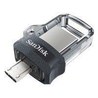 Накопичувач USB 3.0 SANDISK microUSB Ultra Dual Drive OTG 16GB (SDDD3-016G-G46)