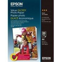 Бумага Epson A4 Value Glossy Photo Paper 20 л (C13S400035)